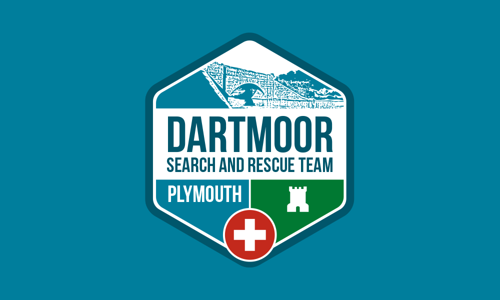 dartmoor search and rescue logo plymouth